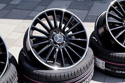 19 Zoll Alufelgen KT15 für Mercedes E-Klasse W212 W213 R1EC R1ES AMG Design 4x