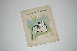 Irena Tuwim O pingwinie Kleofasku il J Konarska Polish book for children 1960 - internet, Polska - Irena Tuwim O pingwinie Kleofasku il J Konarska Polish book for children 1960 - internet, Polska