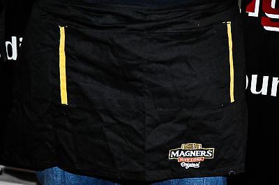 Magners Cider, Bistroschürze, kurze Ausführung, schwarz