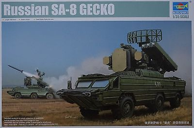 TRUMPETER® 05597 Russian SA-8 GECKO in 1:35