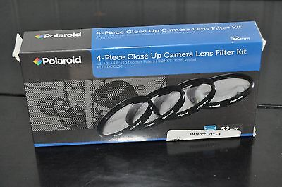 52mm close up camera lens filters 4 total