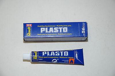 Revell 39607 PLASTO Modellbau Spachtelmasse 25 Gramm NEU