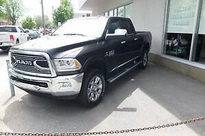 2017 Ram 2500, CREWCAB, PREP 5TH WHEEL Limited, TOIT