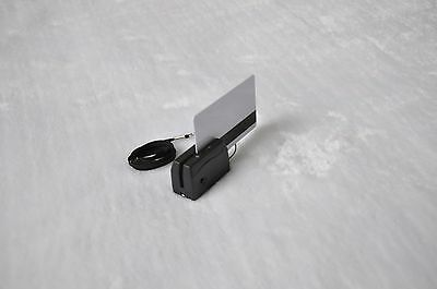 New Minidx3 Portable Magnetic Stripe Credit Card Reader Data Collector Skimmer