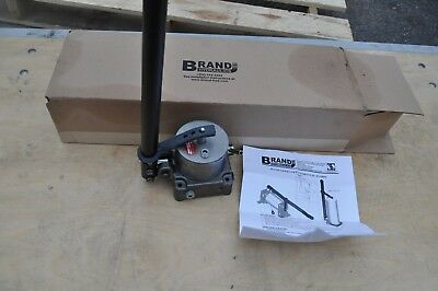 Brand Hydraulics Hp121datl Hand Pump 2000psi Double Acting Oshkosh 12690
