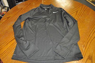 Nike Men's Long Sleeve Dri-Fit Shirt - Size L - NEW