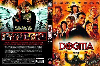 Dogma,1999 (DVD,All,Sealed,New,Keep Case) Ben Affleck, Matt Damon, Linda Fiorent