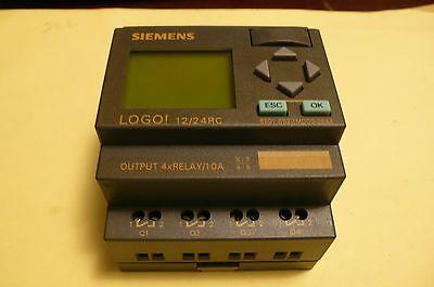 Siemens Logo Std Plc 6ed1 052-1md00-0ba5