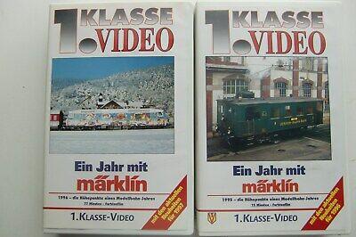 DVD VIDEOS   Ein Jahr mit Märklin  10x  1995 - 2004 gebraucht kaufen  Nürnberg