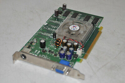 Leadtek LR2A22 GeForce 6600 128MB PCIe Grafikkarte Computer PC VGA Graphic A2