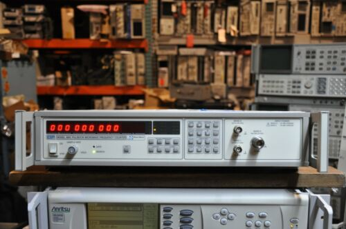 EIP 585C 20 GHz Pulse / CW Microwave Frequency Counter Nice Shape Phase Matrix