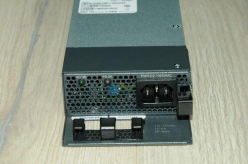 Cisco PWR-C2-1025WAC 1025W AC Power Supply for 2960X 2960XR 1YrWty TaxInv