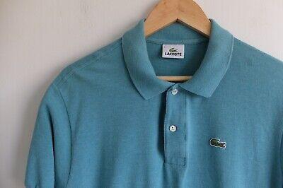 Lacoste polo s/sleeve shirt/t-shirt | Sz.5 L | Green