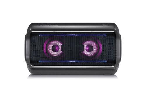LG PK7 - XBOOM Water/Weather Resistant(IPX5) Portable Speaker (Original Acc Inc)