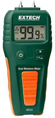 Extech Instruments - Mo55 - Combination Pin And Pinless Moisture Meter