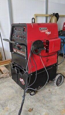 Lincoln Electric Precision Tig 275 Tig Welder Ready-pak K2618-1