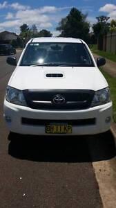 2010 Toyota Hilux Ute Smithfield Parramatta Area Preview
