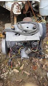 377 Skidoo motor