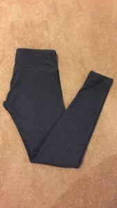 Lululemon pants - grey, size 8