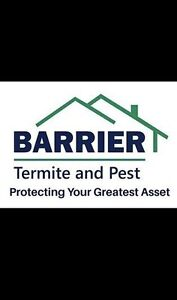 Barrier Pest and Termite Protection.  100% Guaranteed Mango Hill Pine Rivers Area Preview