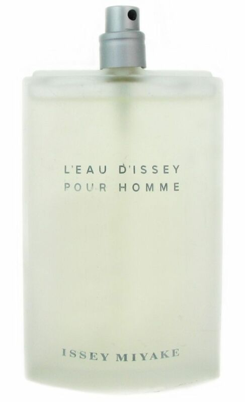 L'EAU D'ISSEY POUR HOMME Issey Miyake 4.2 oz Men Cologne NEW tester