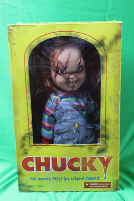 Mezco Toys Bride of Chucky Childs Play - He Wants YOU For a Best Friend