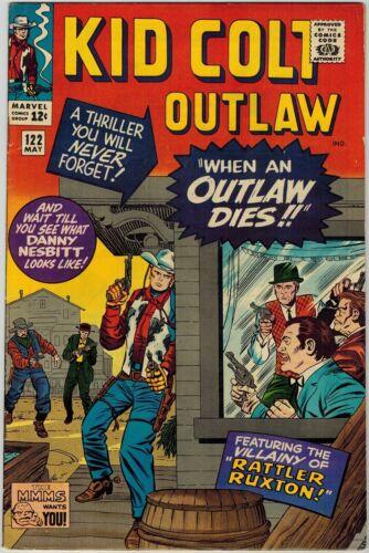 Kid Colt Outlaw 122 (1965) VF