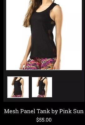 Stores Close By (New Women's top size xs by Pink Sun Activewear Brazil! Store Closing)