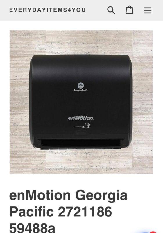 TOUCHLESS enmotion Impulse 8 paper towel dispenser 59498