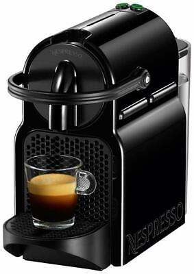 Nespresso Inissia Coffee Maker & Espresso Machine, for Capsules / Pods, Nefarious