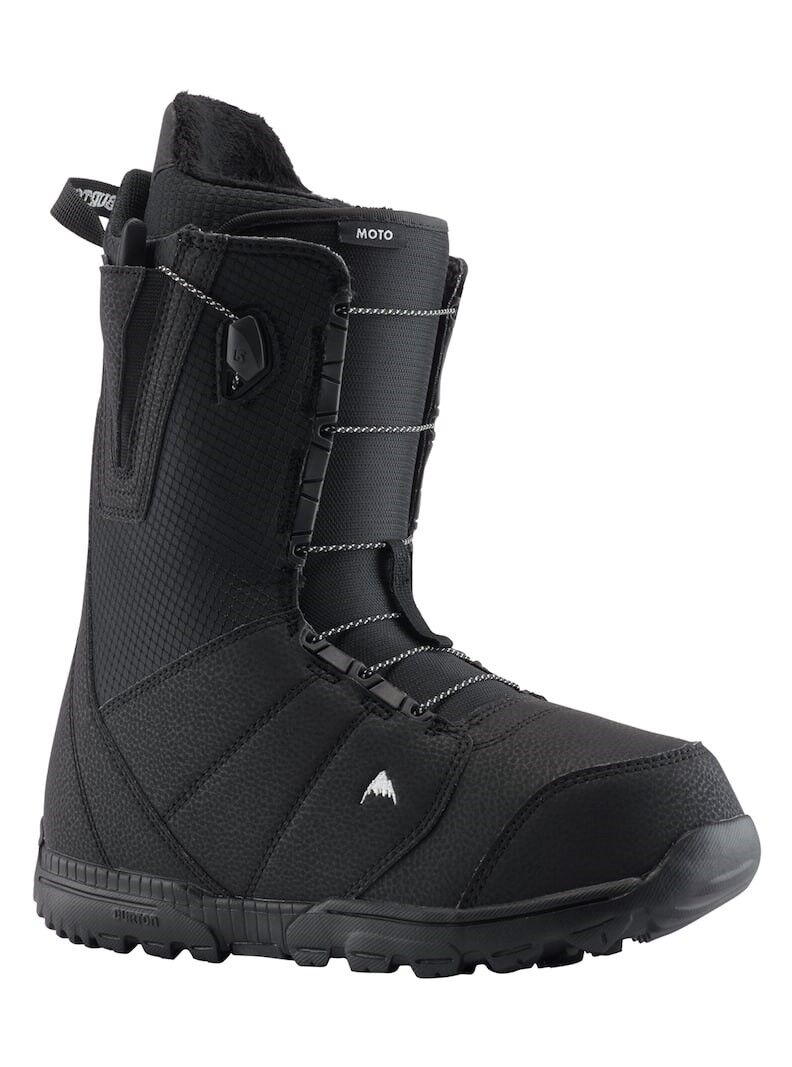 Burton Moto Snowboard Boots 2021 - Men's - 14, Black
