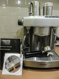 Expresso coffee machine Australind Harvey Area Preview