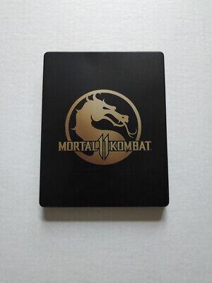 Mortal Kombat Sword (Mortal Kombat 11 PS4 Steel Book Case Only No)