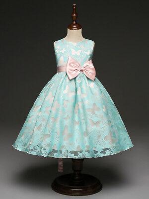 Graduation Party Dresses (Flower Girl Dress Princess Wedding Bridesmaid  Graduation Birthday Party O46 )