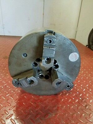 South Bend 10-12 Inch 3 Jaw Chuck - Flat Back Inv.37027
