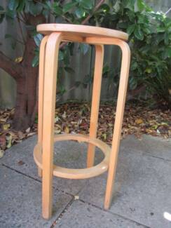 wooden bar stool Armadale Armadale Area Preview