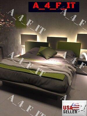 BEDROOM UNDER BED LED LIGHTING STRIP KIT - RGB 300 LEDs+ADAPTER+DIMMER wireless