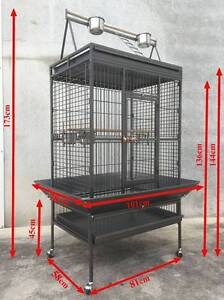 May Sale 1.73M quality bird cage aviary with play top Riverwood Canterbury Area Preview