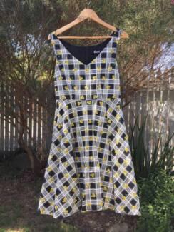 Revival / Dangerfield summer dress S. 10