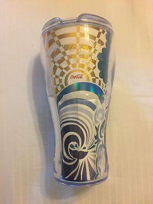 Royal Caribbean Cruise Line Coke  Coca Cola  Reusable Cup Tumbler