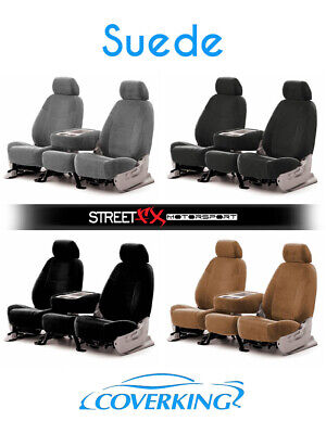 CoverKing Suede Custom Seat Covers for 1986-1995 Acura Legend