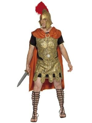 Brand New In Packet Smiffys Roman Soldier Gladiator Fancy Dress Costume Medium