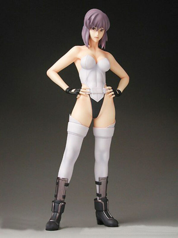 Motoko Kusanagi Ghost in the Shell Sexy 1/6 Unpainted Figure Model Resin Kit