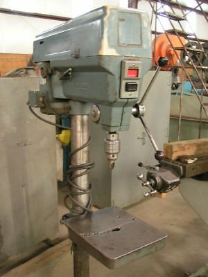 Boice Crane Drill Press