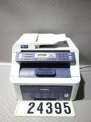 Brother MFC-9120CN LED Laser Multifunktionsgerät Drucker Scanner Fax #24395