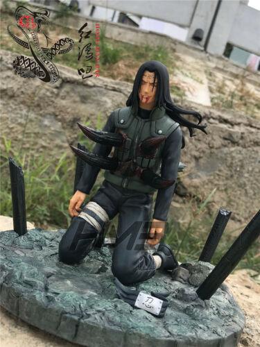 Naruto Death of Hyūga Neji Figure Resin Statue Model GK HMB Original