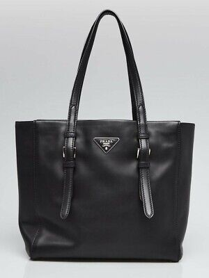 Prada NWT Black City Sport Tote (Prada City)