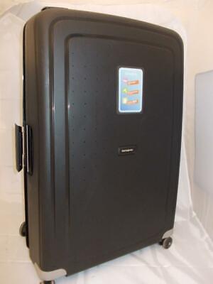 Samsonite S'Cure Spinner XL Suitcase, 81 cm, 138 Litre, Black