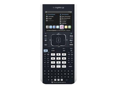 Texas Instruments TI-Nspire CX Graphing Calculator - TI Nspire CX Color