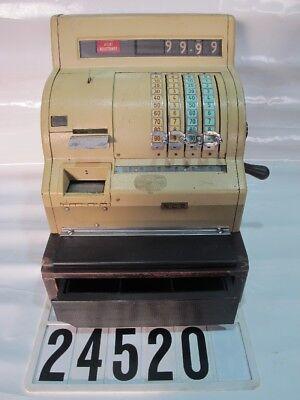 NCR National Registrierkasse Antik Vintage Retro Loft Desing #24520